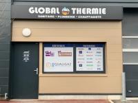 Nouvelle adresse de l'entreprise GLOBAL THERMIE