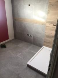 Réalisation d'une salle d'eau à Savigny-Sur-Orge